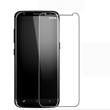화면 보호기 Samsung Galaxy 용 S8 PET 1개 화면 보호 필름 고해상도 (HD)