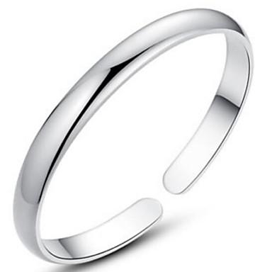 Kadın's Bilezikler - Som Gümüş Bilezikler Gümüş Uyumluluk Yılbaşı Hediyeleri Düğün Parti