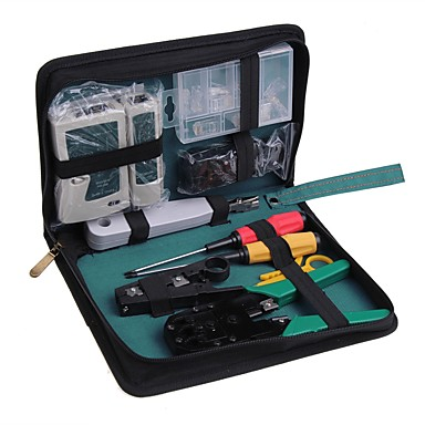 cheap Networking Testers & Tools-Network Combination Tool Set 11 Sets of Tools