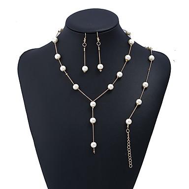 346b196661fe9 رخيصةأون أطقم المجوهرات-نسائي مجموعة مجوهرات سيدات