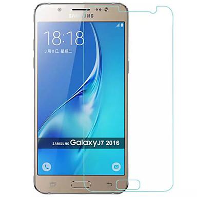 Screen Protector Samsung Galaxy na J7 (2016) Szkło hartowane 1 szt. Folia ochronna ekranu Bardzo cienkie Twardość 9H Wysoka rozdzielczość