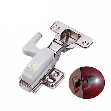 3 Led Lumière Ampoule 3w Intérieure Capteur Interrupteur Universel Porte Lampe Charnière Penderie Automatique Armoire 0 Nuit qpVSzMU