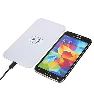 Недорогие Зарядные устройства для телефонов-qi стандартное беспроводное зарядное устройство для iphone xs iphone xr xs max iphone 8 samsung s9 plus s8 примечание 8 или встроенный qi приемник смартфон