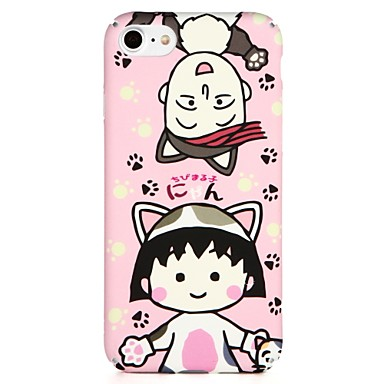 06479645 animati iPhone 6 Plus iPhone Apple famose Mattonella PC per 7 disegno Fantasia Per Custodia iPhone Resistente retro Per Frasi 7 Cartoni xCqS61