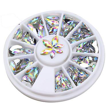 Foil Glitter Nail Art Design Fashion / Bling Bling Daily