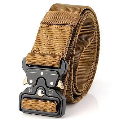 baratos Roupa de Homem Moderna-Homens Moda de Rua Cinto para a Cintura Sólido