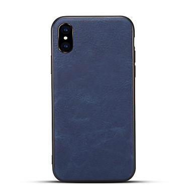 iPhone Plus per 8 Custodia Effetto pelle unica Resistente Per X ghiaccio iPhone iPhone Apple iPhone sintetica iPhone X retro Tinta 8 Per 06509701 HRqZRxI