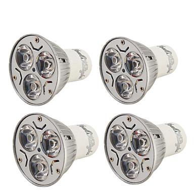 YouOKLight 3W 200-250 lm GU10 Lâmpadas de Foco de LED R63 3 leds LED de Alta Potência Decorativa Branco Quente Branco Frio AC 110-130V AC