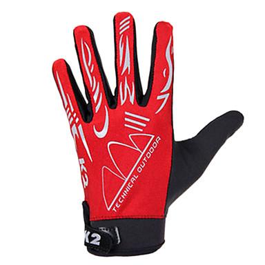 KORAMAN Γάντια για Δραστηριότητες/ Αθλήματα Γάντια ποδηλασίας Αναπνέει / Αντιολισθητική Ολόκληρο το Δάχτυλο Spandex Ποδηλασία / Ποδήλατο Ανδρικά / Γυναικεία / Γιούνισεξ