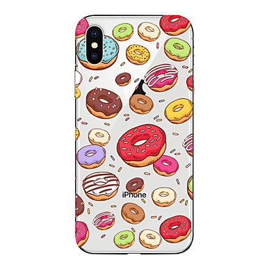 Per Custodia iPhone X Plus Apple Per X iPhone 05576747 Plus 7 Morbido TPU 8 iPhone iPhone disegno Alimenti iPhone 8 8 retro iPhone Fantasia per TwPFTctqr