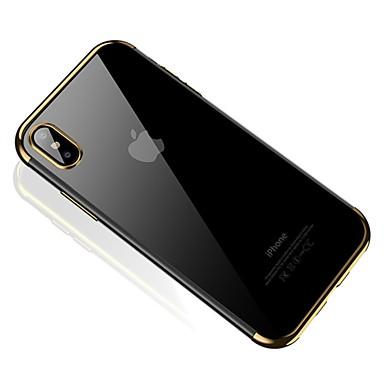 Per Apple 7 iPhone iPhone iPhone TPU X retro iPhone 06563891 Tinta Transparente Per 8 per iPhone 8 Plus Custodia 8 X unica iPhone Plus Morbido 8F5qTgp