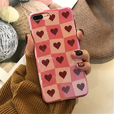 X 8 Plus 06576977 iPhone TPU Per Plus iPhone per Custodia cuori Per disegno Fantasia Con Apple Morbido X 7 iPhone iPhone 8 retro iPhone ppBtq