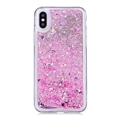 Plus Per X Liquido iPhone Per X iPhone per 8 06582873 Glitterato cascata 8 A 8 Plus iPhone a iPhone specchio retro Resistente Apple iPhone PC Glitterato Custodia tYdwqY