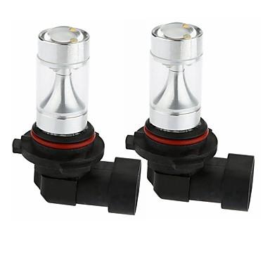 voordelige Motorverlichting-SENCART 2pcs 9005 Motor / Automatisch Lampen 30W Geïntegreerde LED 1200lm 6 LED-Lampen Exterieur Lights For Universeel Alle jaren