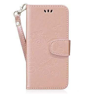 levne Galaxy S6 Pouzdra a obaly-Samsung GalaxyCaseS8 Plus Celý kryt Peněženka PU kůže / Pouzdro na karty