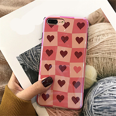 Custodia iPhone Con Fantasia iPhone Plus cuori disegno Per X Per iPhone retro Apple 7 Plus TPU X per Morbido 8 iPhone 06576977 iPhone 8 pPFxpqr