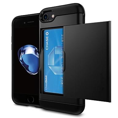 20454bb3a60 vormor funda para appl iphone xr xs xs titular de la tarjeta carátula  trasera color sólido