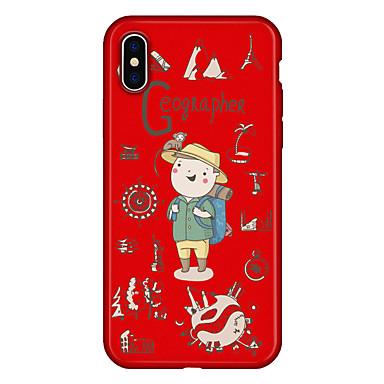 X TPU Cartoni iPhone iPhone Per Plus X iPhone Apple retro iPhone 8 iPhone 8 animati Fantasia Morbido per Plus 06639314 Custodia 8 disegno Per FTn6wqP6