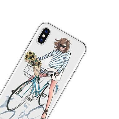 Per Custodia 8 Per per retro X 8 iPhone Cartoni disegno 06639400 Apple iPhone animati 8 Plus X iPhone Plus TPU iPhone Fantasia iPhone Morbido zdzXrwq