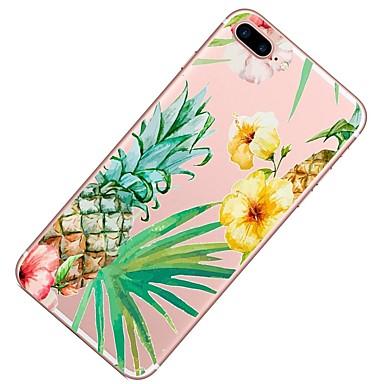 Plus iPhone TPU 06642617 Per Fantasia iPhone 8 Morbido disegno X X decorativo 8 iPhone per Apple iPhone iPhone Fiore retro Per iPhone 8 Custodia ZOwnHFqq