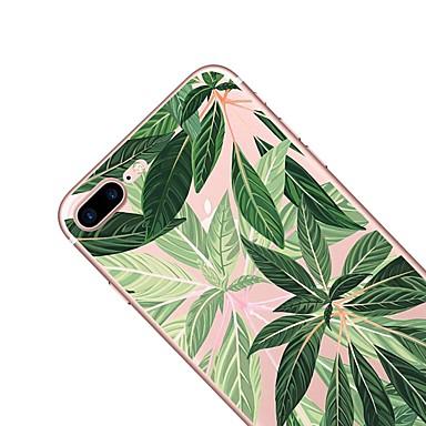 per iPhone Per iPhone iPhone Apple Plus 8 TPU Piante Per disegno 06642621 Custodia iPhone X 8 iPhone Fantasia X 7 Morbido Plus 8 retro iPhone OxI6Wqd