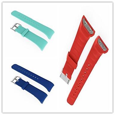 voordelige Horlogebandjes voor Samsung-polsband voor Samsung gear fit 2 pro / fit 2-band sportband siliconen polsband