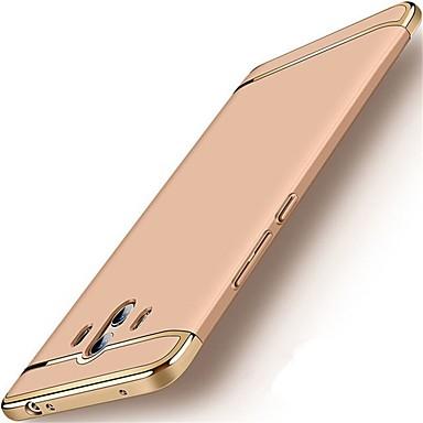 voordelige Huawei Mate hoesjes / covers-hoesje Voor Huawei Mate 10 / Mate 10 pro / Mate 10 lite Schokbestendig / Beplating Achterkant Effen Hard PC / Mate 9 Pro