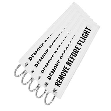voordelige Sleutelhangers-Autoproducten Auto sleutelhanger Sleutelhangerbedankjes Cartoon Polyester microvezel Voor Universeel / motorfietsen Universeel Schattig