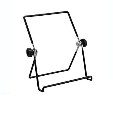 billige Telefontilbehør-Skrivebord Monter stativholder Sammenleggbar Gravity Type Metall Holder