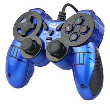 WE-816 Проводное Игровые контроллеры Назначение ПК ,  Вибрация Игровые контроллеры ABS 1 pcs Ед. изм