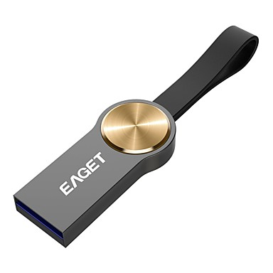 billige USB-nøgler-EAGET 16GB USB-stik usb disk Metalskal Lågløs U80