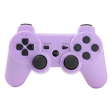 olcso PS3 tartozékok-Vezeték nélküli Játékvezérlők Kompatibilitás Sony PS3 ,  Bluetooth Hordozható Játékvezérlők ABS 1 pcs egység
