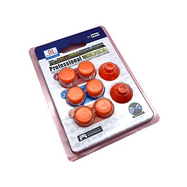 Kituri de înlocuire a controlerului de joc Pentru PS4 . Kituri de înlocuire a controlerului de joc ABS 8 pcs unitate