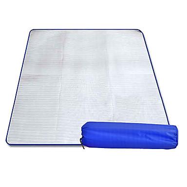 piknik takaró Külső Párásodás gátló Vízálló Ultra könnyű (UL) Porbiztos Téglalap alakú Alumínium EVA EVA Kempingezés és túrázás Tavasz