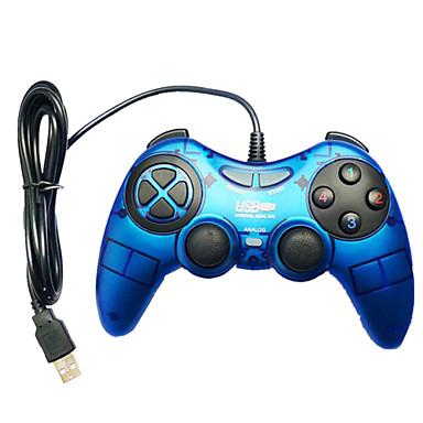 Con Cable Control de Videojuego Para PC ,  Control de Videojuego ABS 1 pcs unidad