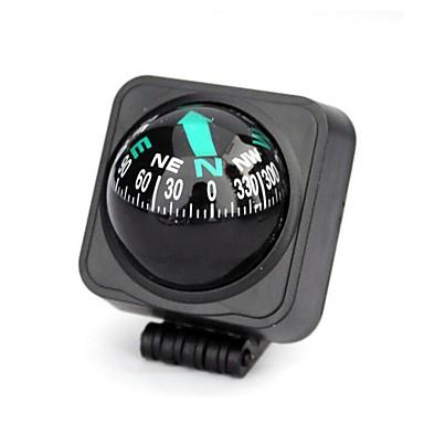voordelige Sleutelhangers-verstelbare navigatie dashboard auto kompas fietsen wandelen richting wijzende gids bal voor outdoor auto boot truck