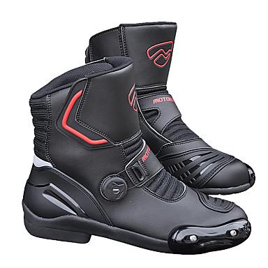 Недорогие Средства индивидуальной защиты-MOTOBOY Мотоцикл защитный механизмforВерховые ботинки Муж. губка / Сетчатый материал / Ластик Защита от влаги / Защита от удара / Дышащий