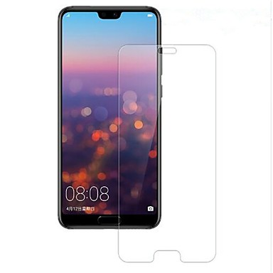 HuaweiScreen ProtectorHuawei P20 lite (HD) دقة عالية حامي شاشة أمامي 1 قطعة زجاج مقسي