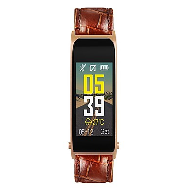 cheap Smart watches-iPS Y6 Smartwatch Android iOS Bluetooth Heart Rate Monitor Blood Pressure Measurement Touch Screen Calories Burned Long Standby Pedometer Call Reminder Activity Tracker Sleep Tracker Sedentary