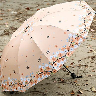 بلاستيك / ستانلس ستيل الجميع / للفتيات إبداعي / تصميم جديد مظلة ملطية