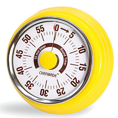ABS temporizador de cocina Einfache Maßnehmen Küchengeräte Werkzeuge Für den täglichen Einsatz Für Kochutensilien 1pc
