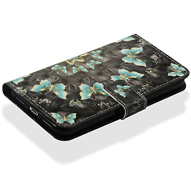 A portafoglio supporto iPhone Plus credito Custodia X 06787772 8 X Integrale Farfalla 8 pelle Con Plus iPhone iPhone 8 Resistente iPhone iPhone Per carte di per Apple Porta sintetica x61x408