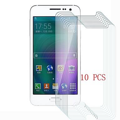Samsung GalaxyScreen ProtectorA5 9Hقسوة حامي شاشة أمامي 10قطع زجاج مقسي