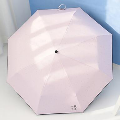 البوليستر / ستانلس ستيل الجميع قابلة لإعادة التدوير مظلة ملطية