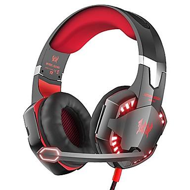 voordelige Gaming-oordopjes-KOTION EACH G2000 Gaming Headset Bekabeld Gaming met microfoon
