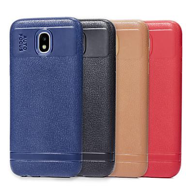 غطاء من أجل Samsung Galaxy J5 (2017) / J3 (2017) / J2 Prime نحيف جداً غطاء خلفي لون سادة ناعم TPU