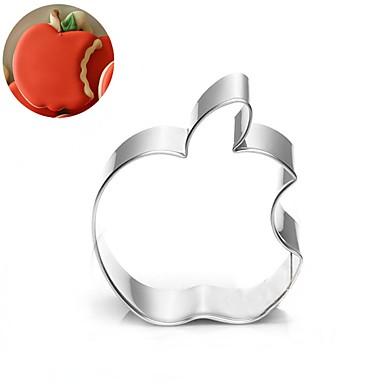 كعكة التفاح العفن قالب الكعكة الفولاذ المقاوم للصدأ