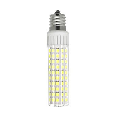 1PC 8.5 W أضواء LED ذرة 1105 lm E17 T 125 الخرز LED SMD 2835 تخفيت أبيض دافئ أبيض كول 220 V 110 V