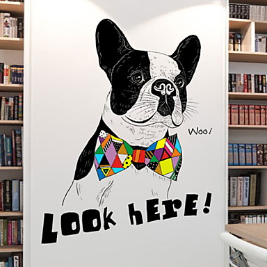لواصق حائط مزخرفة - لواصق حائط الطائرة حيوانات داخلي