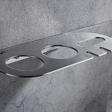 رف الحمام تصميم جديد / كوول معاصر الفولاذ المقاوم للصدأ / الحديد 1PC مثبت على الحائط